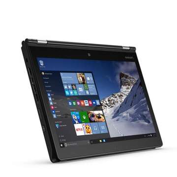Laptop nou Lenovo ThinkPad Yoga 460 Intel Core Skylake i7-6500U 256GB 8GB Win10Pro FullHD Touch