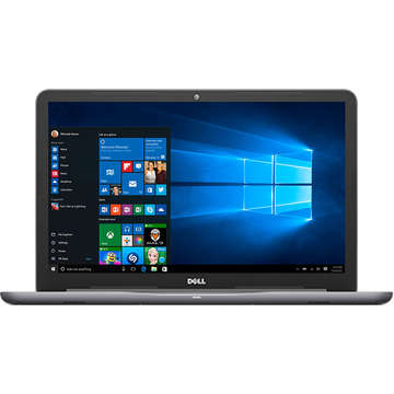 Laptop nou Dell Inspiron 5767 17.3'' FHD Core i7-7500U 2.7GHz 16GB DDR4 2TB HDD Radeon R7 M445 Linux