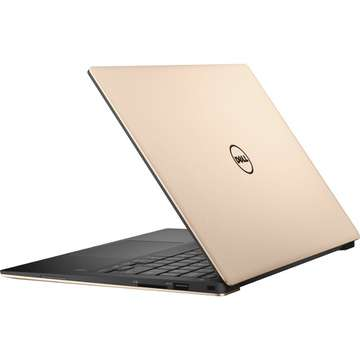 Laptop nou Dell XPS 9360 Intel Core Kaby Lake i7-7500U 256GB 8GB QuadHD+ Touch Windows 10 Pro