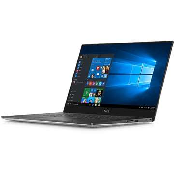 Laptop nou Dell XPS 9560 Intel Core Kaby Lake i7-7700HQ 512GB 16GB Win10 Pro UHD Fingerprint W10P