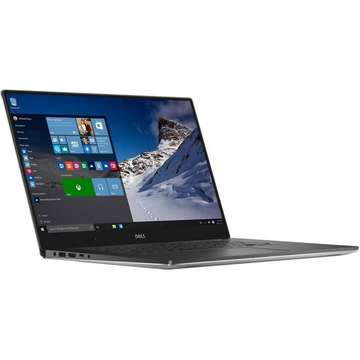 Laptop nou Dell XPS 9550 Intel Core Skylake i7-6700HQ 512GB 16GB nVidia GeForce GTX 960M 2GB Win10 FullHD