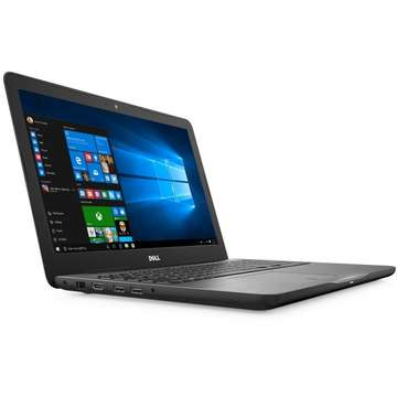 Laptop nou Dell Inspiron 5567 Intel Core Kaby Lake i5-7200U 256GB 8GB AMD R7 M445 2GB Win10 DVDRW FullHD