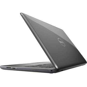 Laptop nou Dell nspiron 5567 Intel Core Kaby Lake i7-7500U 1TB 8GB AMD Radeon R7 M445 4GB DVDRW FullHD W10H