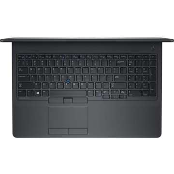 Laptop nou Dell Latitude E5570 Intel Core Skylake i7-6600U 500GB 8GB AMD Radeon R7 M360 2GB FHD Fingerprint Reader