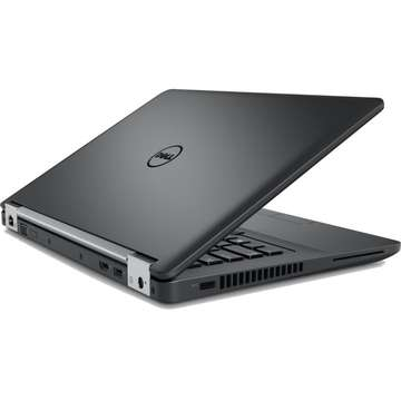 Laptop nou Dell Latitude E5470 Intel Core SkyLake i5-6440HQ 256GB 8GB Ubuntu Linux FullHD