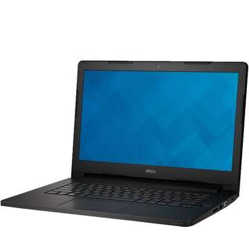 "Laptop nou Dell Latitude 3470 Intel Core i3-6100U 2.30GHz Skylake14"" 4GB 128GB SSD Intel HD Graphics 520 Ubuntu Linux"