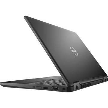 Laptop nou Dell Latitude 5580 Intel Core Kaby Lake i7-7600U 256GB SSD 8GB DDR4 Win10Pro FullHD