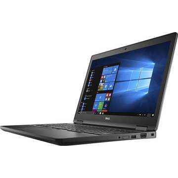 Laptop nou Dell Latitude 5580 Intel Core Kaby Lake i5-7440H 256GB 16GB Nvidia GeForce 930MX Win10 Pro FullHD