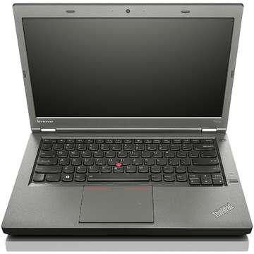 Laptop second hand Lenovo ThinkPad T440p	i5-4300M 2.60GHz up to 3.30GHz	8GB HDD 500GB  DVD-RW Webcam FIngerprint 14inch  HD Tastatura iluminata