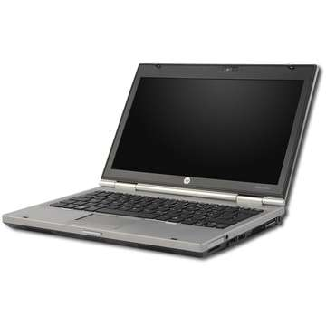 Laptop refurbished HP EliteBook 2560p i5-2540M 2.6GHz 4GB DDR3 128GB SSD Sata Webcam 12.5inch Soft Preinstalat Windows 10 Home