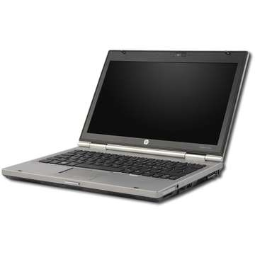 EliteBook 2560p i5-2410M 2.3GHz up to 2.9GHz 4GB DDR3 500GB HDD Sata Webcam DVD-RW 12.5inch