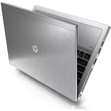 Laptop second hand HP EliteBook 2560p i5-2410M 2.3GHz up to 2.9GHz 4GB DDR3 500GB HDD Sata Webcam DVD-RW 12.5inch