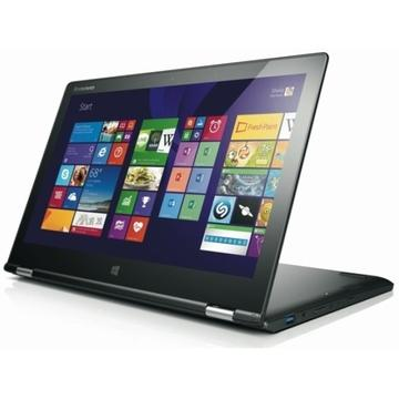 YOGA 2 13 i5-4210U 1.70GHz up to 2.70GHz 8GB DDR3 500GB HDD 13.3inch 1920x1080 Multitouch GRAD B