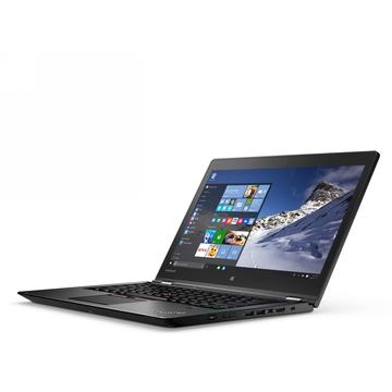 Laptop second hand Lenovo Yoga 460 i5-6200U 2.30GHz up to 2.80GHz 8GB DDR3 256GB SSD 14inch FHD IPS (1920 x 1080) Touch Screen Tastatura iluminata Webcam