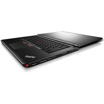 Laptop second hand Lenovo Yoga 12 i7-5600U 2.60GHz up to 3.20GHz 8GB DDR3 256GB SSD 12.5inch FHD IPS (1920 x 1080) Touch Screen Tastatura iluminata Webcam