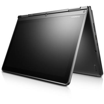 Laptop second hand Lenovo Yoga 12 i5-4200U 1.60GHz up to 2.60GHz 8GB DDR3	16GB SSD M2 + 500GB HDD 12.5inch FHD IPS (1920 x 1080) Touch Screen Tastatura iluminata Webcam