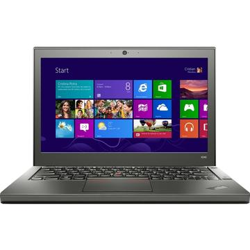 Laptop second hand Lenovo X240 i7-4600U 2.10GHz up to 3.30GHz 8GB DDR3 16GB SSD M2 + 500GB HDD 12.5 inch HD IPS (1366 x 768) Tastatura iluminata 2 baterii  4G LTE Webcam