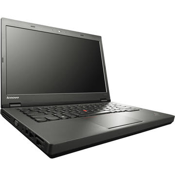 Laptop second hand Lenovo ThinkPad T440p i5-4200U 1.60GHz up to 2.60GHz 4GB DDR3 500GB HDD 14.0 inch HD DVD-RW Webcam