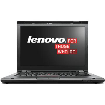 T430s i5-3320M 2.60GHz up to 3.30GHz 8GB DDR3 320GB HDD 14.0 inch HD+ DVD-RW Webcam