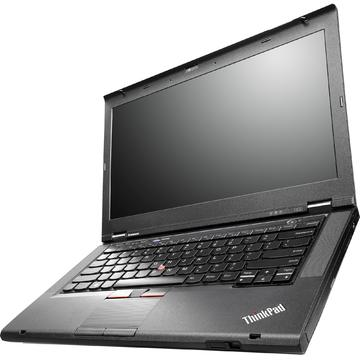 Laptop second hand Lenovo T430s i5-3320M 2.60GHz up to 3.30GHz 8GB DDR3 320GB HDD 14.0 inch HD+ DVD-RW Webcam