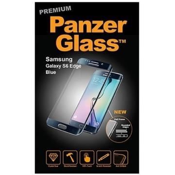 PanzerGlass sticla securizata Premium Samsung Galaxy S6 Edge  Black (Blue color)