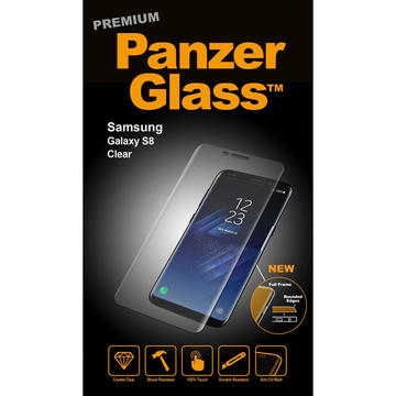 PanzerGlass sticla securizata PREMIUM Samsung Galaxy S8 Clear
