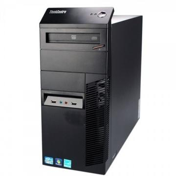 Calculator refurbished Lenovo ThinkCentre M91p Core i5-2400 3.1GHz 4Gb DDR3 250Gb HDD SATA DVD-RW Tower Soft Preinstalat Windows 10 Home
