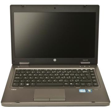 Laptop second hand HP ProBook 6470b i5-3210M 2.5GHz up to 3.1GHz 8GB DDR3 320GB HDD DVD-RW 14.1 inch