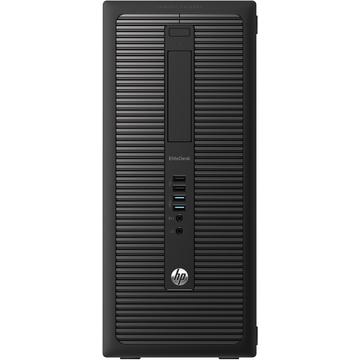 Calculator second hand HP EliteDesk 800 G1 I5-4570 3.20GHz 4GB DDR3 HDD	500GB SATA	DVD-RW	Tower