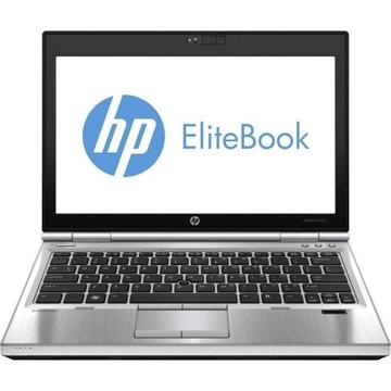 Laptop second hand HP EliteBook 2570p i5-3380M 2.90GHz up to 3.60GHz 8GB DDR3 128GB SSD Sata 12.5inch Webcam
