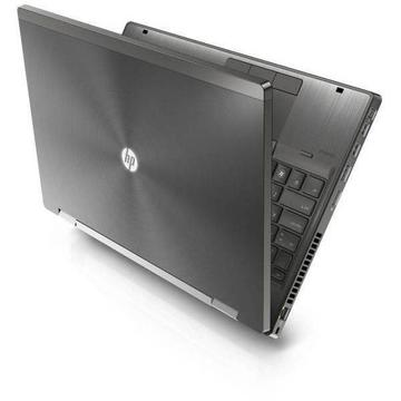 Laptop second hand HP EliteBook 8570w i7-3740QM 2.7GHz up to 3.7GHz 8GB DDR3 HDD 320GB Sata nVidia Quadro K2000M 2GB GDDR3 Webcam 15.6inch 1920x1080 FHD