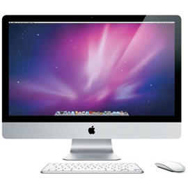Apple iMac Intel Core i5 2500S 2.7GHz 1TB HDD 4GB DDR3 27 inch 2560 x 1440 DVD-RW