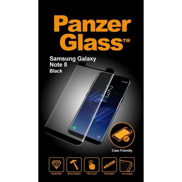 PanzerGlass sticla securizata Samsung Galaxy Note 8 Black (case friendly)