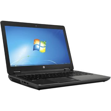 Laptop second hand HP Zbook 15 I7-4600M 2.9Ghz up to 3.60GHz 8GB DDR3 HDD 500Gb Sata nVidia Quadro K1100M 2GB DVD-RW 15.6 inch Full HD Webcam Tastatura iluminata
