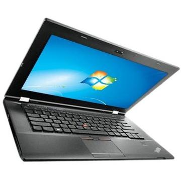 Laptop refurbished Lenovo ThinkPad L430 i3-3110M 2.40 Ghz 4GB DDR3 HDD 320GB SATA DVD-RW 14inch Webcam Soft Preinstalat Windows 10 Home