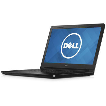 Laptop second hand Dell Inspiron 14-3452 Intel Celeron N3050 1.6GHz up to 2.16GHz 2GB DRR3 32GB NandFlash 14 Inch Webcam