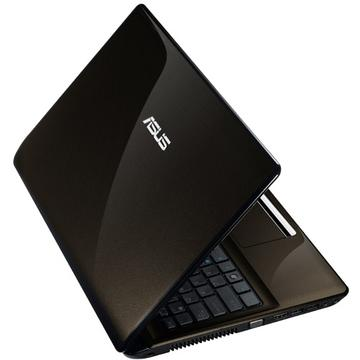 Laptop second hand Asus K52N AMD Phenom II N660 3.0GHz 4GB DDR3 320GB HDD AMD Radeon HD 4200 256MB 15.6 Inch Webcam