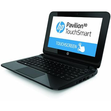 Laptop second hand HP Pavilion 10TS AMD A4-1200 1.0GHz 2GB DDR3 500GB HDD Sata 10.0 Inch Touchscreen Webcam