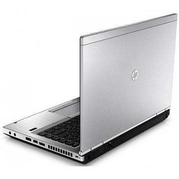 Laptop second hand HP EliteBook 8470P I5-3340M 2.7GHz 4GB DDR3 HDD 320GB Sata DVD-RW 14 inch Webcam