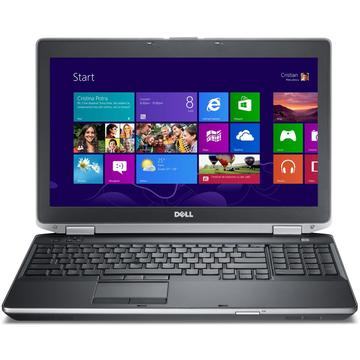 Laptop second hand Dell E6530 I5-3320M 2.6GHz 4GB DDR3 HDD 320GB Sata DVD-RW 15.6 inch