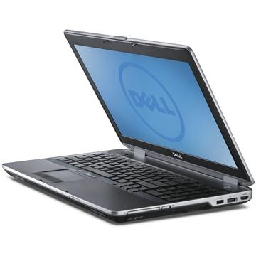 Laptop second hand Dell E6530 I7-3520M 2.9GHz 4GHz HDD 320GB Sata 15 inch Webcam
