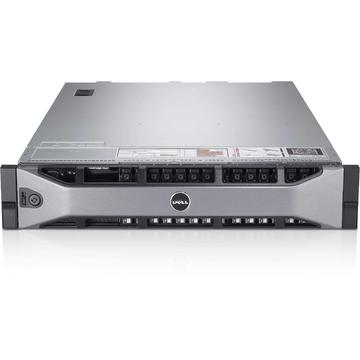 Server second hand Dell Poweredge R820 4 X E5-4640 2.1 GHz up to 2.6 GHz 128GB Ram DDR3 1TB 7.2K HDD 2 x 1100 W Power Source