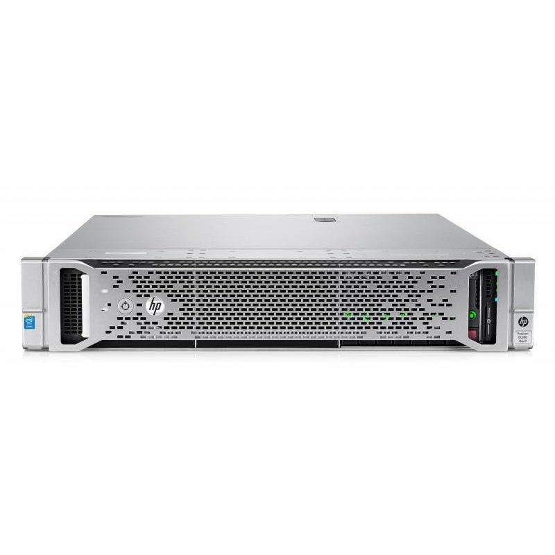 Server second hand ProLiant DL-380 G9 2 x E5-4660 2.1GHz up to 2.9GHz 128 GB DDR4 2 x 900 GB HDD 10K Rpm 2 x 1400 Power Source