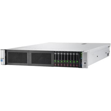 Server second hand HP ProLiant DL-380 G9 2 x E5-4660 2.1GHz up to 2.9GHz 128 GB DDR4 2 x 900 GB HDD 10K Rpm 2 x 1400 Power Source