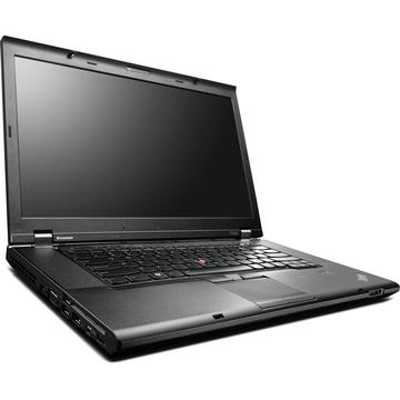 Laptop second hand Lenovo ThinkPad T530 I5-3320M 2.6GHz up to 3.3 GHz 4GB DDR3 HDD 320GB Sata nVidia Quadro NVS 5400M 1GB DVD 15.6 inch Webcam
