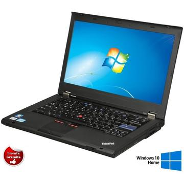 Laptop refurbished Lenovo T420 i5-2540M 2.6Ghz 4GB DDR3 320GB HDD Sata RW 14.1inch Webcam Soft Preinstalat Windows 10 Home
