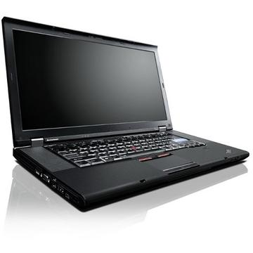 Laptop refurbished Lenovo Thinkpad T520 i5-2520M 2.5GHz 4GB DDR3 320GB HDD Sata RW NVS 4200M 1GB 15.6 inch 1600 x 900 Webcam Soft Preinstalat Windows 10 Home