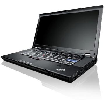 Laptop refurbished Lenovo Thinkpad T520 i5-2520M 2.5GHz 4GB DDR3 320GB HDD Sata RW NVS 4200M 1GB 15.6 inch 1600 x 900 Webcam Soft Preinstalat Windows 10 Professional