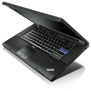 Laptop refurbished Lenovo ThinkPad T520 i7-2620M 2.7Ghz 4GB DDR3 HDD 320GB Sata DVD-RW 15.6 inch Webcam Soft Preinstalat Windows 10 Professional