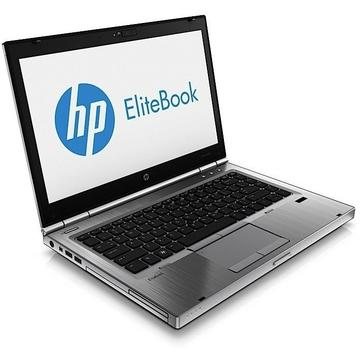 Laptop second hand HP Elitebook 8470p Intel Core i5-3320M 2.6GHz up to 3.3GHz 8GB DDR3 128GB SSD  DVD-ROM Webcam 14 inch LED HD